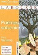 Cover-Bild zu Verlaine, Paul: Poemes Saturniens