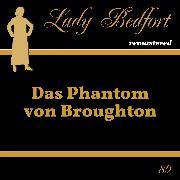 Cover-Bild zu Kluckert, Jürgen (Gelesen): Folge 89: Das Phantom von Broughton (Audio Download)
