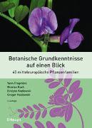 Cover-Bild zu Fragnière, Yann: Botanische Grundkenntnisse auf einen Blick