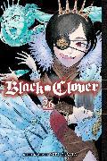 Cover-Bild zu Tabata, Yuki: Black Clover, Vol. 26