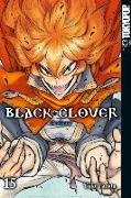 Cover-Bild zu Tabata, Yuki: Black Clover 15