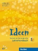 Cover-Bild zu Ideen 01. Lehrerhandbuch von Krenn, Wilfried