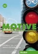 Cover-Bild zu Motive A2. Kursbuch Lektion 9-18 von Krenn, Wilfried