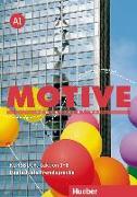 Cover-Bild zu Motive A1. Kursbuch Lektion 1-8 von Krenn, Wilfried