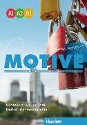 Cover-Bild zu Motive A1-B1. Kursbuch, Lektion 1-30 von Krenn, Wilfried