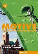 Cover-Bild zu Motive B1. Kursbuch. Lektion 19-30 von Krenn, Wilfried