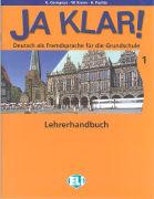 Cover-Bild zu 1. Stufe: Lehrerhandbuch - Ja klar!
