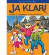 Cover-Bild zu 1. Stufe: Kursbuch - Ja klar! von Staiano, Elena (Illustr.)