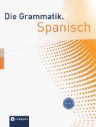 Cover-Bild zu Die Grammatik. Spanisch (Niveau A1 - C1) von Krenn, Herwig
