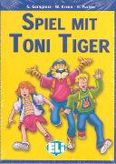 Cover-Bild zu Spiel mit Toni Tiger - Ja klar!