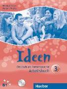 Cover-Bild zu Ideen 3. Arbeitsbuch mit 2 Audio-CDs zum Arbeitsbuch von Krenn, Wilfried