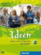 Cover-Bild zu Ideen 2. Kursbuch von Krenn, Wilfried