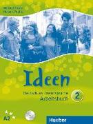 Cover-Bild zu Ideen 2. Arbeitsbuch von Krenn, Wilfried