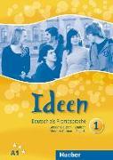 Cover-Bild zu Ideen 1. Glossar Deutsch-Englisch - Glossary German-English von Krenn, Wilfried