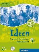 Cover-Bild zu Ideen 2. Arbeitsbuch von Puchta, Herbert
