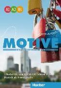 Cover-Bild zu Motive A1-B1. Audio-CDs zum Kursbuch. Lektion 1-30 von Krenn, Wilfried