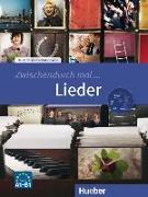 Cover-Bild zu Zwischendurch mal Lieder. Kopiervorlagen und Audio-CD von Bönzli, Werner