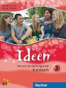 Cover-Bild zu Ideen 3. Kursbuch von Krenn, Wilfried
