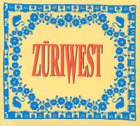 Cover-Bild zu ZüriWest von Züri West