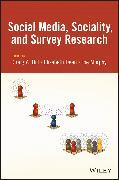 Cover-Bild zu Hill, Craig A.: Social Media, Sociality, and Survey Research (eBook)