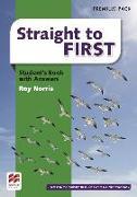 Cover-Bild zu Straight to First von Norris, Roy