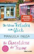 Cover-Bild zu Inusa, Manuela: Valerie Lane - Der kleine Teeladen zum Glück / Die Chocolaterie der Träume