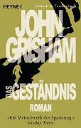 Cover-Bild zu Grisham, John: Das Geständnis