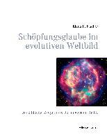 Cover-Bild zu Fischer, Klaus P.: Schöpfungsglaube im evolutiven Weltbild