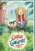 Cover-Bild zu Rhodius, Wiebke: Greta und Gauner 2: Die Zauberpony-Rallye