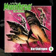 Cover-Bild zu Shocker, Dan: Macabros - Classics, Folge 9: Der Blutregen (Audio Download)