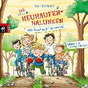Cover-Bild zu Gerhardt, Sven: Die Heuhaufen-Halunken - Volle Faust aufs Hühnerauge (Audio Download)