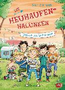 Cover-Bild zu Gerhardt, Sven: Die Heuhaufen-Halunken - Gülleduft und Großstadtmief (eBook)