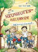 Cover-Bild zu Gerhardt, Sven: Die Heuhaufen-Halunken - Volle Faust aufs Hühnerauge (eBook)