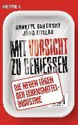 Cover-Bild zu Sabersky, Annette: Mit Vorsicht zu genießen (eBook)