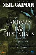Cover-Bild zu Gaiman, Neil: Sandman, Band 2 - Das Puppenhaus (eBook)