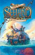 Cover-Bild zu Ruhe, Anna: Seeland. Per Anhalter zum Strudelschlund