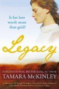 Cover-Bild zu Mckinley, Tamara: Legacy (eBook)