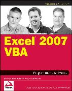 Cover-Bild zu Alexander, Michael: Excel 2007 VBA Programmer's Reference (eBook)