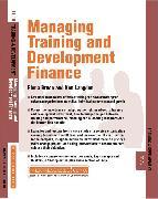 Cover-Bild zu Green, Fiona: Managing Training and Development Finance (eBook)