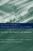 Cover-Bild zu Francia, Peter: The Financiers of Congressional Elections (eBook)