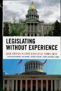 Cover-Bild zu Green, John C. (Hrsg.): Legislating Without Experience (eBook)
