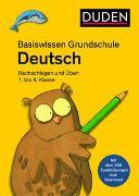 Cover-Bild zu Neidthardt, Angelika: Basiswissen Grundschule - Deutsch 1. bis 4. Klasse