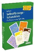 Cover-Bild zu Scholz, Falk Peter: Selbstfürsorge-Schatzkiste für Therapie und Beratung