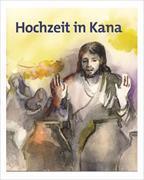 Cover-Bild zu Amt für missionarische Dienste im Evangelischen Gemeindedienst für Württemberg (Hrsg.): Hochzeit in Kana