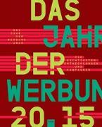 Cover-Bild zu Rempen, Thomas (Hrsg.): Das Jahr der Werbung 2015