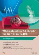 Cover-Bild zu Wirtschaft und Gesellschaft (W&G) entdecken von Gschwend, Roland