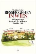 Cover-Bild zu Seiler, Christian: Besser gehen. In Wien