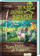 Cover-Bild zu Poßberg, Andrea: Die Grünen Piraten - Faule Tricks im Windpark