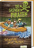 Cover-Bild zu Poßberg, Andrea: Die Grünen Piraten 03 - Giftgefahr unter Wasser