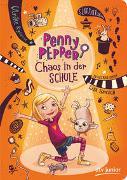 Cover-Bild zu Rylance, Ulrike: Penny Pepper - Chaos in der Schule